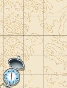 指南针矢量图图片