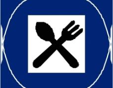 饭店标志图片