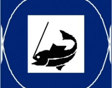 钓鱼图标图片