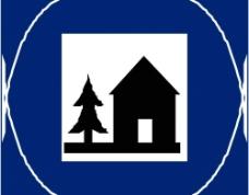 村庄标志图片