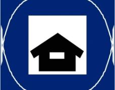 房屋标识图片
