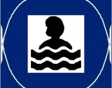 游泳图标图片